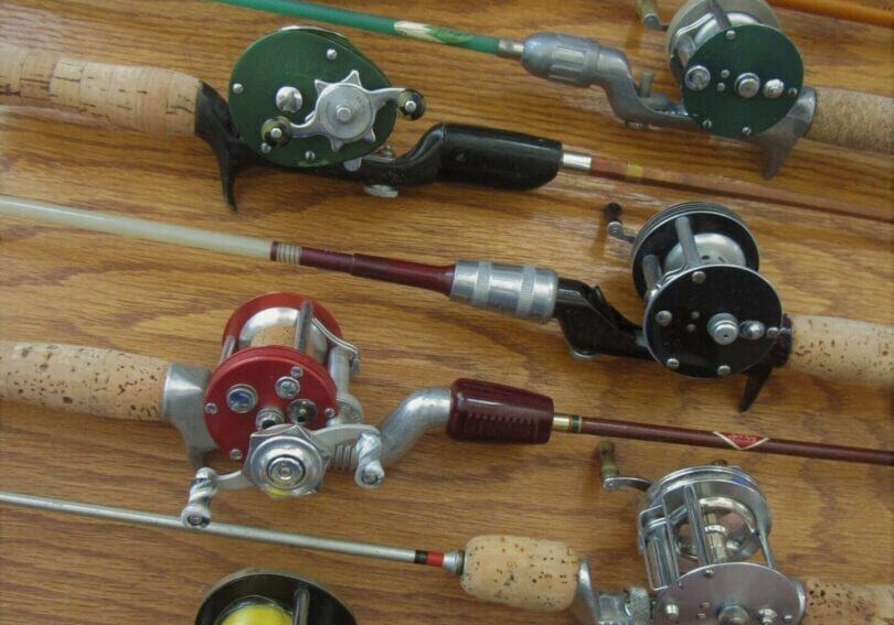 Rods and Reels b